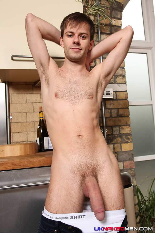 straight guy first time anal