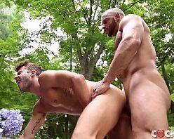 Porno famosos nus fazendo sexo gay ao ar livre