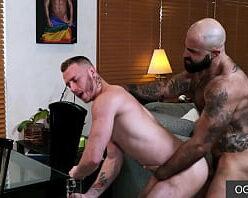 Vídeos aquarium gay dando pro barbudo metedor